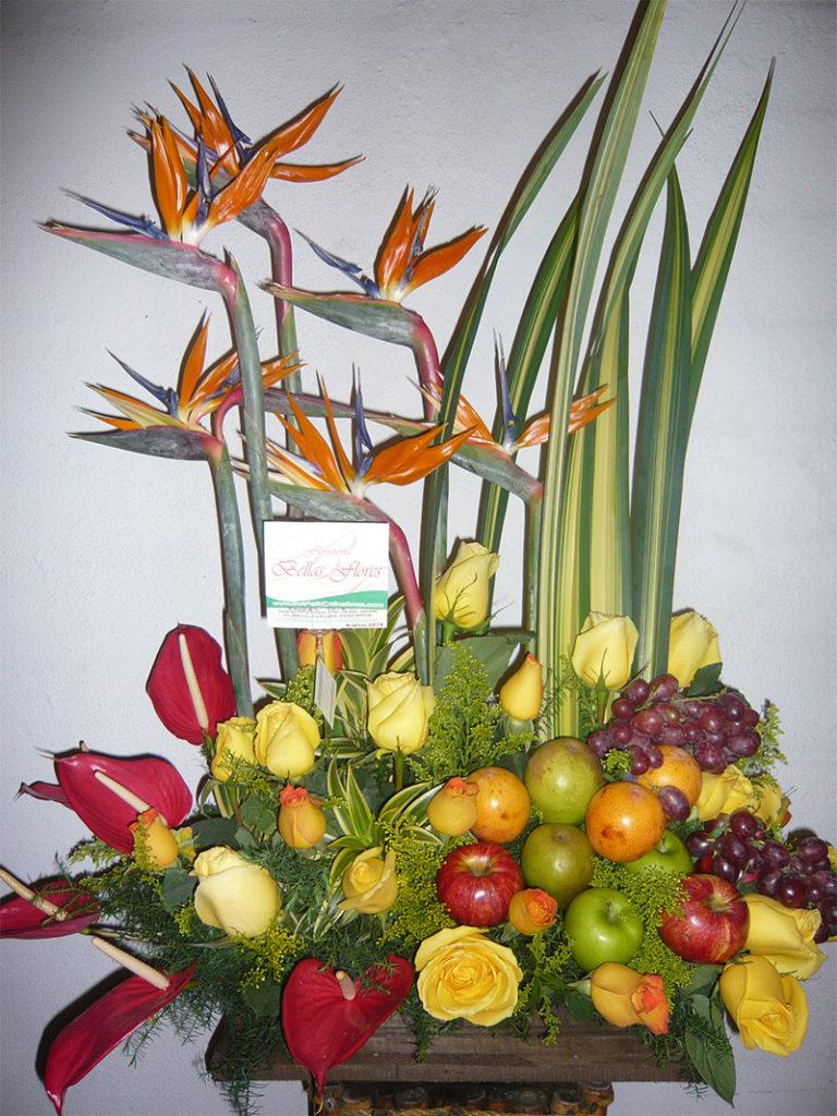Arreglos con frutas 1