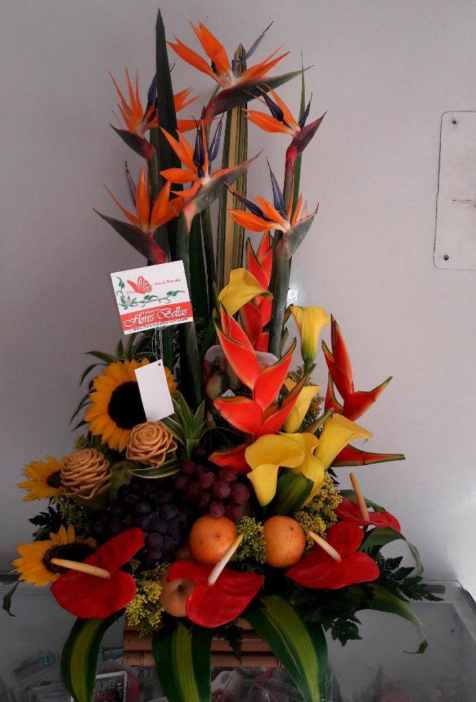 Arreglos con frutas 4