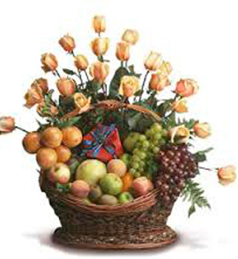 Arreglos con frutas 38