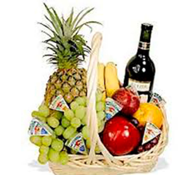 Arreglos con frutas 39